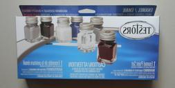 Enamel Kit 6 Colors Model paint by Testors TES9119X