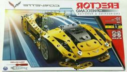Erector by Meccano Chevrolet Corvette Model Building Kit FRE