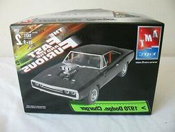 AMT Ertl 1/25 Scale Fast and the Furious 1970 Dodge Charger