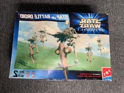 AMT/ERTL Model STAR WARS EPISODE I: STAP with BATTLE DROID 3