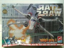 AMT/Ertl New Sealed Star Wars X-Wing Fighter Model Kit w/Plu