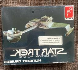 AMT Ertl Star Trek The Motion Picture Klingon Cruiser Model