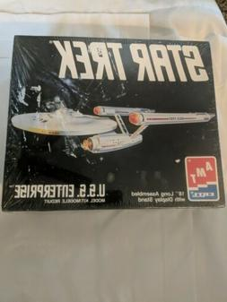 ERTL AMT STAR TREK U.S.S ENTERPRISE MODEL KIT