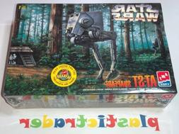 AMT/Ertl Star Wars AT-ST Snapfast Model # 8734 Factory Seale
