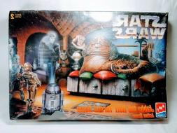 AMT ERTL Star Wars Jabba The Hutt Throne Room Action Scene M