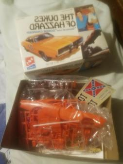 "AMT ERTL The Dukes Of Hazzard ""General Lee"" Dodge Charger 1:"