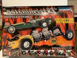 Exterminator Motorized Dragster Lindberg Limited Ed. 1:8 Mod