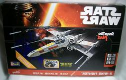 EXTRA RARE REVELL STAR WARS X-WING FIGHTER SNAPTITE MAX LARG