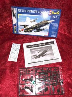 Revell F-104 g Starfighter 1:144 Model Kit Sealed Bag