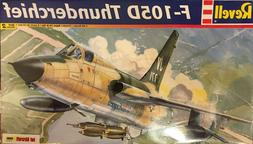 F-105D Thunderchief  Revell 1/48 Scale Jet Aircraft Series M