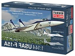 Minicraft F-15A Airplane Model Kit