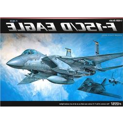 Academy F-15C/D Eagle 1/48 Scale Plastic Model # 12257 NEW!