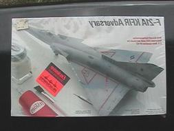 F-21A KFIR Adversary Model Airplane Kit 1/72 Scale -- Testor