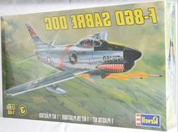 Revell F-86D Sabre Dog 1:48 Scale Plastic Airplane Model Pla