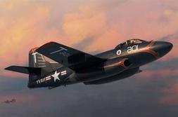 F3D-2 Skyknight Over Korea