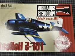 F6F-5 HELLCAT  kit by Squadron Products - Encore Models in 1