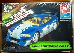 Factory Sealed AMT ERTL #38171 Fast and Furious 1995 Mitsubi