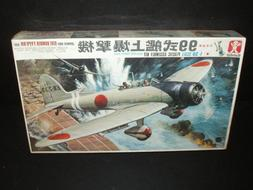 FACTORY SEALED NOS 1/50 Bandai Models D3A1 TYPE 99 Japanese