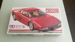 Ferrari Testarossa Brand New Factory Sealed Model Kit Tamiya