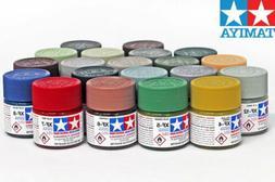 flat acrylic model kit paint 81701 81786