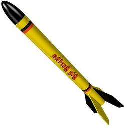 Estes Flying Model Rocket Kit Big Bertha 1948