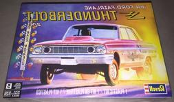 Revell Monogram 4408 1964 Ford Fairlane Thunderbolt 2 n 1 mo