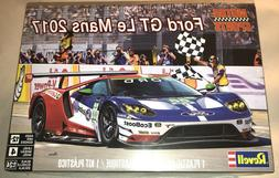 Revell Ford GT Le Mans 2017 1:24 scale plastic model kit new