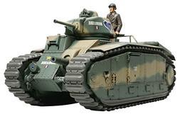 Tamiya Models French Battle Tank B1 BIS
