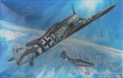 "FUJ48003 1:48 Fujimi Bf 109G-14/AS ""Peterle"" MODEL KIT"