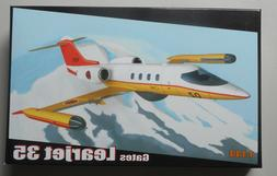 Gates Learjet 35 Jet Aircraft Airplane 1:144 Scale Stransky