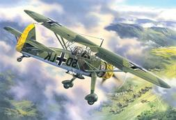 ICM Models German Hs 126A-1 Building Kit