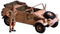 Tamiya Models German Kubelwagen Type 82 - Africa Corps