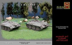 Pegasus German Panzer E25 Tank   Plastic Model Military Vehi