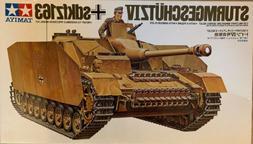 Tamiya German Sturmgeschutz IV Plastic Model Kit 1/35 Scale