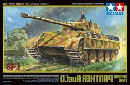 Tamiya German Tank Panther Ausf.D 1:48 scale model kit new 3