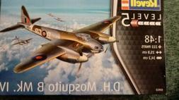 Revell Germany 1/48 D.H. Mosquito Bomber Plastic Model Kit 0