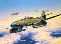 Revell Germany 1/72 Scale Me262 A1A Plastic Model Kit 04166