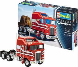 Revell Germany 07671 1/32 Kenworth Aerodyne Truck Plastic Mo