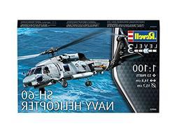 Revell Germany SH-60 Navy Helicopter Model Kit Building