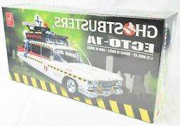 AMT Ghostbusters ECTO-1A 1:25 Scale Plastic Model Car Kit 75