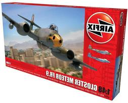 Airfix Gloster Meteor FR.9 1:48 Scale Plastic Model Airplane