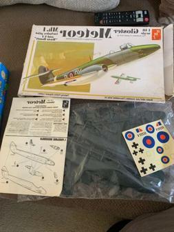 gloster meteor mk 1 plane 1 48