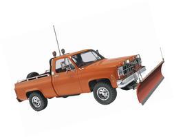 Revell GMC Pickup with Snow Plow Plastic Model Kit