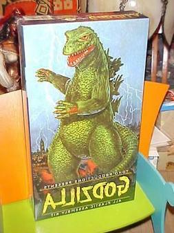 Godzilla Model Kit   Aurora Reissue Polar Lights