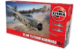 Airfix Grumman Martlet MK IV 1:72 Military Aircraft Plastic