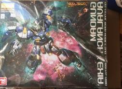 Gundam 1/100 MG Gundam 00 Avalanche Exia' Dash Model Kit Exc