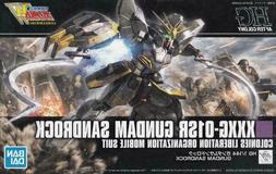 Gundam 1/144 HGAC #228 Gundam Wing Sandrock XXXG-01SR Model