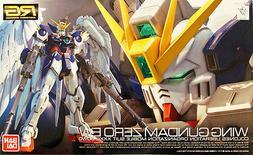 Gundam 1/144 RG #17 Wing Gundam Zero EW Model Kit Real Grade