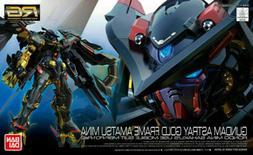 Gundam 1/144 RG #24 Gundam Astray Gold Frame Amatsu Mina Gun