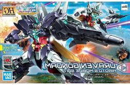 Gundam Build Divers Re:Rise 1/144 HGBDR #23 PFF-X7II/U7 Urav